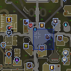 Varrock Crafting Shop