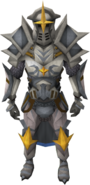 Colossus armour equipped (male)