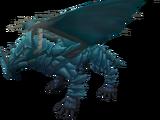 Dragão de runita