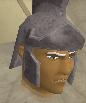 Dwarven helm hoofd