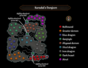 Kuradals Dungeon Runescape Wiki Fandom Powered By Wikia