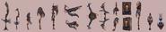 Manticore weapons concept art