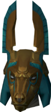 Mask of Icthlarin detail
