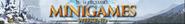 Minigames weekend lobby banner