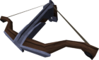 Mithril crossbow detail