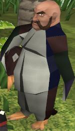 Penguin (dwarf) unmasked