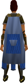Team-21 cape equipped