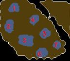 A missão das lendas mapa 3