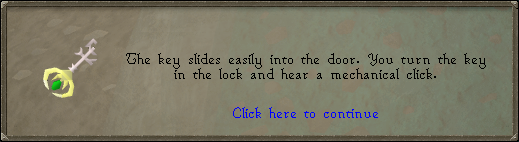 Dragonkinkey past in de deur