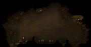 Explorer's aura cave