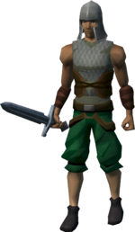 Lumbridge militiaman 3
