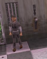 Prison Pete in Prison