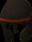 Black helm detail old