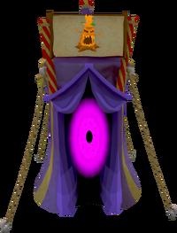 Evil Tree portal (spring fayre) (active)
