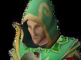 Hefin monk