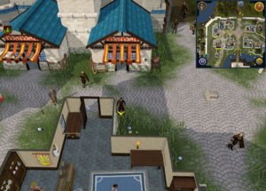 Scan clue Falador south of general store