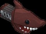 Shark fist