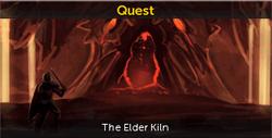 The Elder Kiln noticeboard