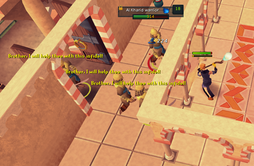Al-Kharid Warrior Multi-Combating