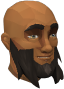 Bandosian quartermaster chathead