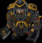 Black guard berserker male