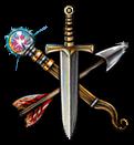 Combat icon large