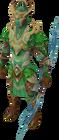 Elf warrior (Cadarn ranger)