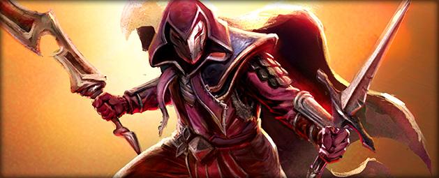 Faceless Assassins update post header