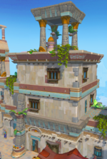 Goods of Menaphos exterior