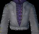 Lab coat top