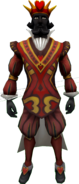 Outfit of Hearts (male) equipped