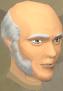 Padre Aereck cabeça