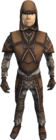Soft leather armour (gloves) (male) equipped