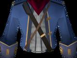 Colonist's coat (blue)