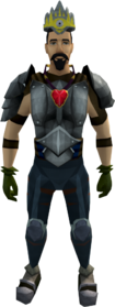 Hard task set equipped (male)