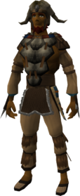 Hoardstalker outfit equipped