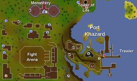 Port khazard