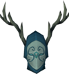 Refined Anima Core helm of Seren detail
