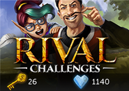 Rival challenges lobby banner