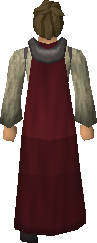 Soul Wars Red cape