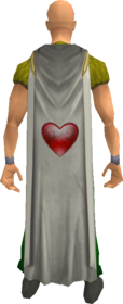 Constitution cape equipped