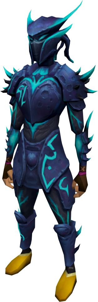 Elite Sirenic Armour Is Tier 92 Ranged Power Made From And Ancient Scales Which Dropped By Seiryu The Azure Serpent