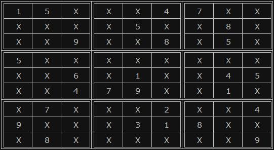 FCCF Day 5 sudoku