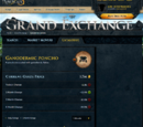 Grand Exchange Database