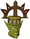 High priest (goblin) chathead