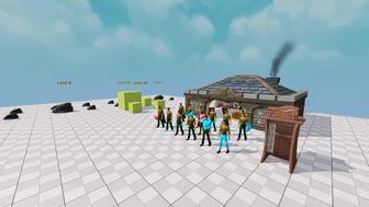 Mining and Smithing beta