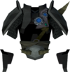 Augmented Torag's platebody detail