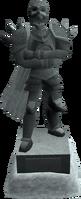 General Khazard statue