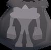 Ice titan pouch(u) detail