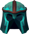 Ice warrior helm detail